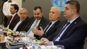 """Bozbey: """"Projelere Bursalılar'la karar vereceğiz"""" - Bursa Haberleri"""