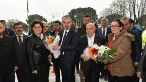 Bursa Büyükşehir'de toplu sözleşme sevinci - Bursa Haberleri