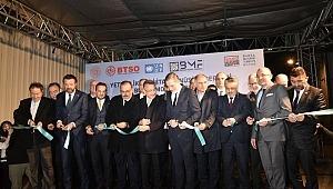 Bursa Model Fabrikası törenle açıldı - Bursa Haberleri