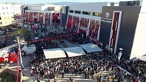 Bursa'ya 14 milyonluk tesis - Bursa Haberleri