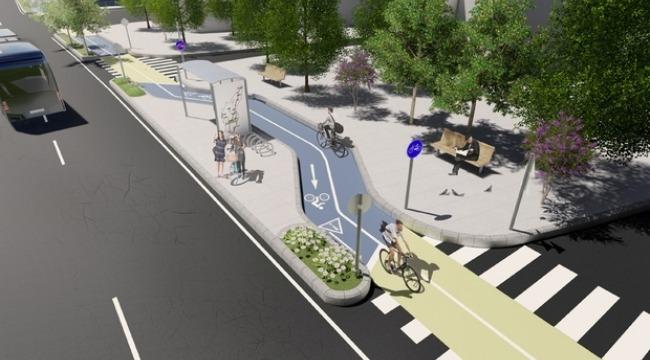 Bursa'ya 400 kilometre bisiklet yolu geliyor - Bursa Haberleri