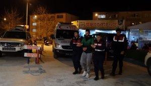 Bursa'da 16 suçtan araması bulunan cezaevi firarisi evlilik hazırlığı yaparken yakalandı!