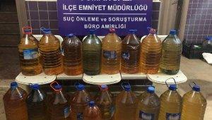 Bursa'da bin 175 litre sahte içki ele geçirildi - Bursa Haberleri
