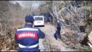 Bursa'da kaçak kazıya suçüstü - Bursa Haberleri