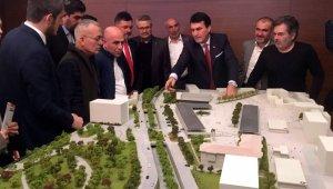 Bursa'ya 24 saat yaşayan muhteşem bir meydan geliyor - Bursa Haberleri