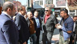 """Çavuşoğlu: """"Belediye başkanı değil gölge başkan"""" - Bursa Haberleri"""