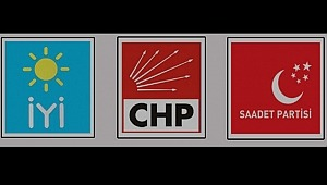 CHP Saadet ve İYİ Parti'nin PKK ile bağlantılı adayları