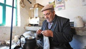 'Çorapçıköy'ün son çorapçısı - Bursa Haberleri