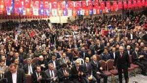Cumhur İttifakı'ndan Yenişehir'de gövde gösterisi - Bursa Haberleri