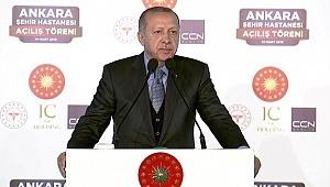 Cumhurbaşkanı Erdoğan açıkladı... Sağlıkta tarihi gün…