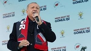 Cumhurbaşkanı Erdoğan'dan Çok Sert Açıklama: Bunu Yapan Bizi Defterinden Silmiş Demektir