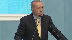 Cumhurbaşkanı Erdoğan'dan Golan Tepeleri yorumu: