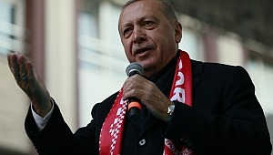 Cumhurbaşkanı Erdoğan Ümraniye'de konuştu