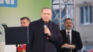 """Cumhurbaşkanı Erdoğan'dan İşsizlik Açıklaması: """"Bu sene de 2,5 milyon işsize istihdam sağlayacağız"""""""