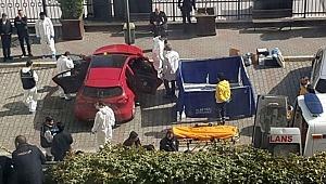 Dehşet veren olay... Tartıştığı kadını otomobilde öldürüp intihar etti