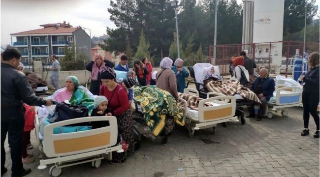 Denizli'de okullar tatil edildi