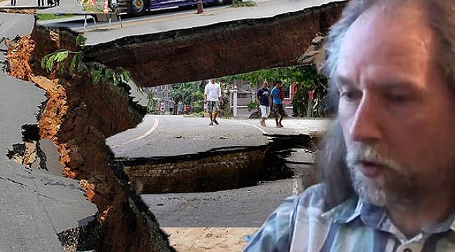 Deprem tahmini yine doğru çıktı... Türkiye'de o bölgeyi uyardı