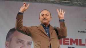 Dışişleri Bakanı Çavuşoğlu - Bursa Haberleri