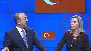 Dışişleri Bakanı Mevlüt Çavuşoğlu, Canlı Yayında AB Temsilcisi'ni Yerin Dibine Soktu