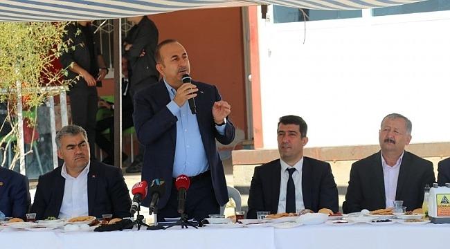 """Dışişleri Bakanı Mevlüt Çavuşoğlu: """"Yeni Zelanda'daki o terörist yalnız değildir"""""""