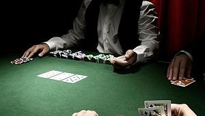 Düğün salonunda kumar baskını