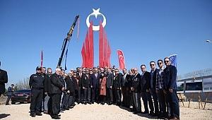 Ecdada vefa; 'Mihraplı Şehitler Anıtı' - Bursa Haberleri
