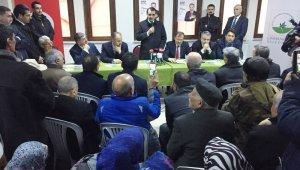 Enerji Bakanı Dönmez'den Bursa'ya doğalgaz sözü - Bursa Haberleri
