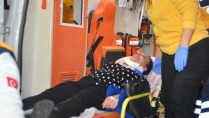 Erkek Arkadaşı Tarafından Darp Edildi, Kaçarak Petrol İstasyonuna Sığındı