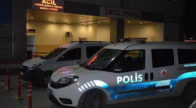 Feci trafik kazasında polis memuru hayatını kaybetti