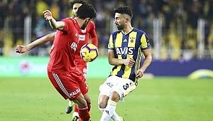 Fenerbahçe, geriden gelip kazandı
