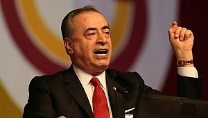 Galatasaray Başkanı Cengiz,
