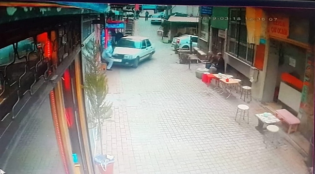 Ganyan bayiine dalan çocuk sürücü serbest - Bursa Haberleri