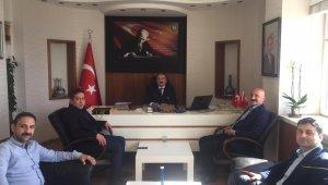 Gemlik Kızılay'dan Kaymakam İnan'a fahri başkanlık - Bursa Haberleri