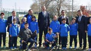 Gençlik ve Spor Bakan Yardımcısı Sinan Aksu, Bursa'yı ziyaret etti - Bursa Haberleri