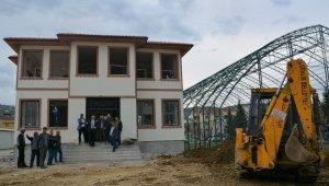 Giresun Kültür Evi tamamlanıyor - Bursa Haberleri