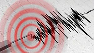 Girit açıklarında 4.5 büyüklüğünde deprem