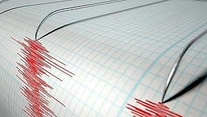 Güne depremle uyandık... O şehirde 4.1 büyüklüğünde deprem