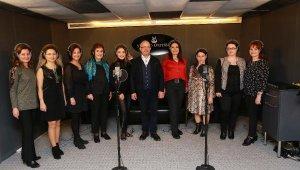 Hekimlerden müzik albümü çalışması - Bursa Haberleri