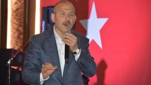 """İçişleri Bakanı Soylu: """"PKK irtibatı olanları meclis üyesi yaptırtmayız"""""""