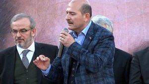 İçişleri Bakanı Süleyman Soylu: Bizim boynumuzuKandil'in önünde eğik bırakmayın