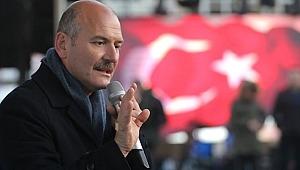 İçişleri Bakanı Süleyman Soylu'dan CHP ve İYİ Parti Listeleri İçin Yeni Açıklama : Seçilmeleri Halinde Açığa Alınacak