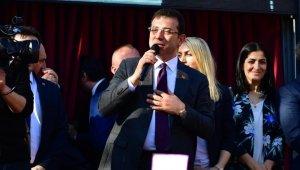 CHP İstanbul Adayı Ekrem İmamoğlu: 5 yıl sonra Sayın Yıldırım da bana oy verecek