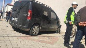 İnegöl'de yürekleri ağza getiren kaza: 1 yaralı - Bursa Haberleri