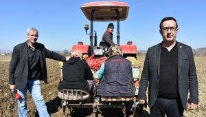 İnegöllü çiftçiler, patatese yöneldi - Bursa Haberleri