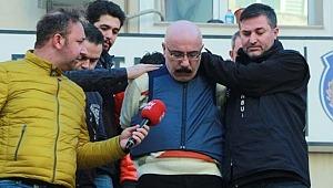 Katliam yapan saldırgan, zırhlı araçla adliyeye sevk edildi