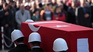 Kazara vurulan askerden kahreden haber geldi