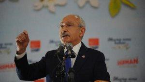 Kemal Kılıçdaroğlu Bursa'da Konuştu: Terör Örgütlerine Kim Destek Veriyorsa, Allah Belasını Versin