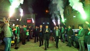 Kirazlı'da Dündar'a sevgi seli - Bursa Haberleri