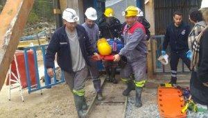 Krom madeninde gerçeği aratmayan tatbikat - Bursa Haberleri