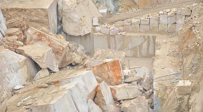 Mermer ocağında olası facia, alınan önlem sayesinde önlenmiş - Bursa Haberleri